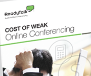 Cost of Weak Online Conferencing Whitepaper